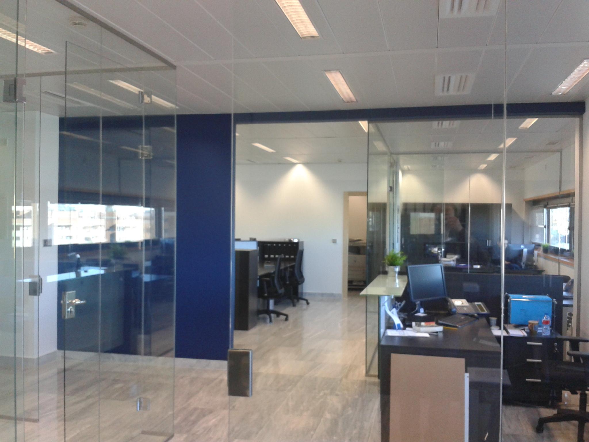 Obra oficinas steag sevilla sevilla reforma asesoria tecnica de la construcci n sevilla - Oficina de obra ...
