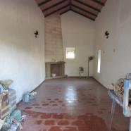 Proyecto y obra de Salón en Casa de Campo en Sierra de Andujar